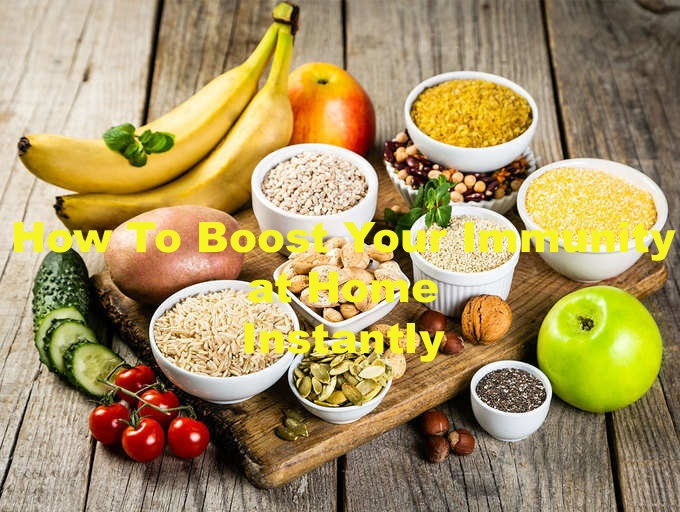 Immune System Booster : How to Boost Your Immunity Instantly How-To-Boost-Your-Immunity