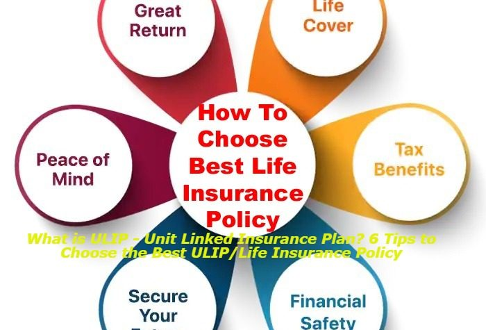 ULIP Unit Linked Insurance Plan Life Insurance Best Insurance Policy tips