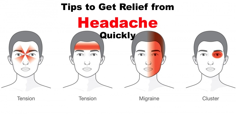 Get rid of Headache Fast Get Relief from Headache in 10 seconds drinks helps headache Headache Immediate Relief Headache medicine remedy food