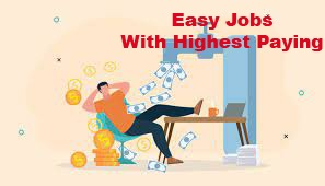Top Easiest and Highest-Paying Jobs in India Easy Job Highest Paying Job in India Easiest Job in India Highest Paying Job in the World