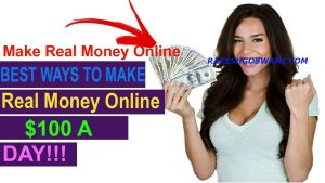 Best Ways to Make $100 a Day without Investment Make Real Money Online