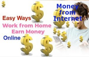 Make Money Online Free Right Now Online work from home job US India